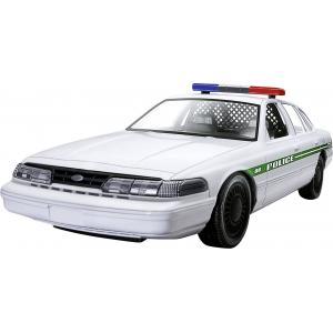 Revell FORD POLICE CAR Sök Tak Oyuncak Araba