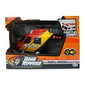 Road Rippers Mini Acil Kurtarma Araçları HELİKOPTER