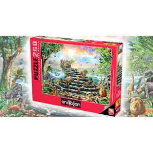 Anatolian Puzzle 260 Parça Cennet Basamakları 3323