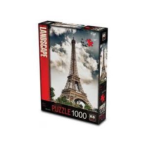 Ks Puzzle 1000 Parça Eyfel Kulesi Paris