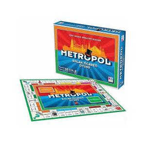 Metropol Emlak Ticaret Oyunu