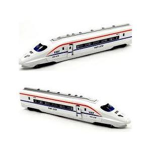Çek Bırak 1:80 Yüksek Hızlı Tren Sesli Işıklı 22 CM