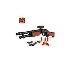 LEGO AUSİNİ 527 PARÇA M870 SHOTGUN SİLAH
