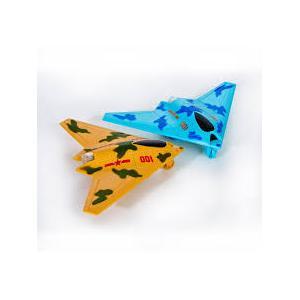 2 ADET BİRDEN Sesli Sürtmeli Savaş Uçağı 19 cm