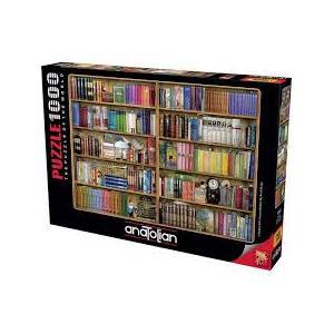Anatolian Puzzle 1000 Parça Kitaplık 1093