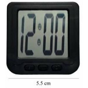 Kadıo KD-1826 Digital Clock Dijital Masaüstü Mini Tarihli Saat