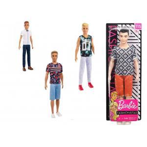 ORİJİNAL Barbie Yakışıklı Ken Bebekler DWK44