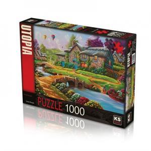Ks Games 1000 Parça Puzzle Dreamscape