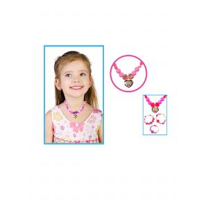 Dede Barbie Tekli Kutu Takı Seti 03181