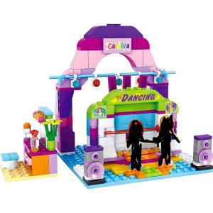 Bricks 249 Parça Peri DANCİNG DİSCO LEGO  Seti