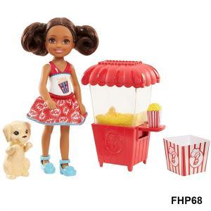 LİSANSLI ÜRÜN Barbie Chelsea Mutfakta Oyun Setleri FHP68