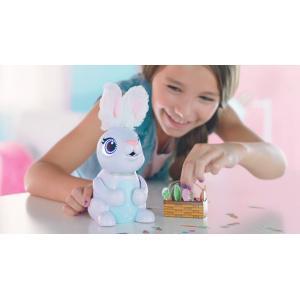 Zoomer Aç Tavşan İnteraktif Oyuncak 14435 Beyaz