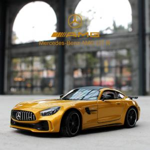 EFSANE MODEL ARAÇ Mercedes-amg Gt R Coupé 1-24-27