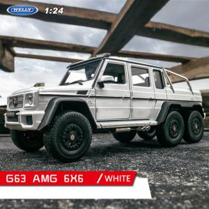 Mercedes-Benz G63 AMG 6x6 Model Araba