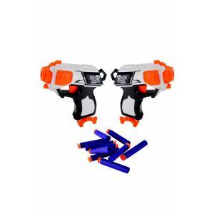 Prestij Nişancı Oyuncak Silah Sünger Atan 2'li