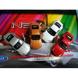 Nissan Fairlady Z Welly 1.36 Ölçek MetaL ModeL Çek Bırak ARABA