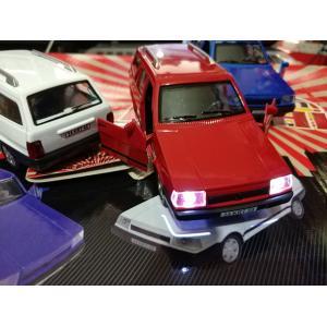 Nostalji Kartal Metal Araba Model Sesli Işıklı Çek Bırak 13 Cm