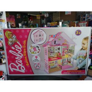 Barbie Benim Rüya Evim 60x55 Cm Diytoy