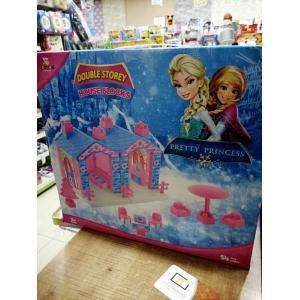 Frozen Ev seti 54 Parça