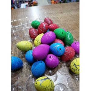 60 Adet Birden Suda Büyüyen Sihirli Dınazor Yumurtası Küçük Boy 3 Cm