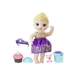 Orijinal Baby Alive Doğum Günü Bebeğim E0596