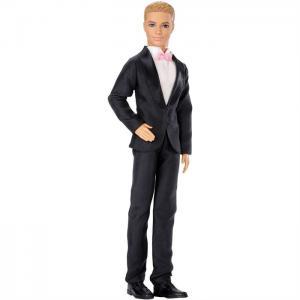ORİJİNAL Barbie Damat Ken BARBİE KEN BEBEK DVP39