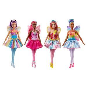 ORİJİNAL Barbie Dreamtopia Barbie Peri Bebekler FJC84