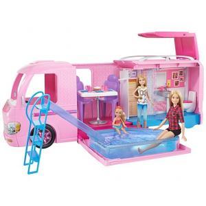ORİJİNAL Barbie Muhteşem Karavan FBR34 BARBİE KARAVANI