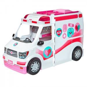 ORİJİNAL Barbie nin Ambulansı FRM19 YENİ ÜRÜN 2018