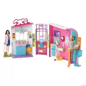 ORİJİNAL Barbie'nin Veteriner Merkezi FBR36