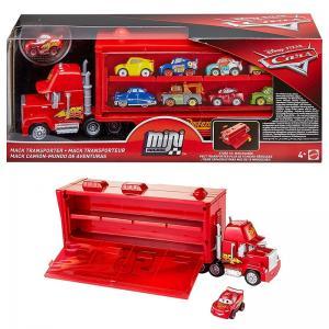 Orijinal Şimşek Mcqueen Cars Mini Tır Mack Transporter FLG70
