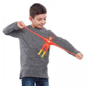 Orijinal Stretch Armstrong Şimşek Flash Esnek Lastik Adam 15 Cm