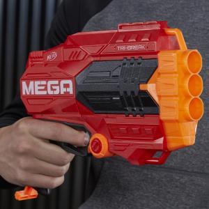 ORİJİNAL ÜRÜN Nerf N-Strike Mega Tri-Break E0103