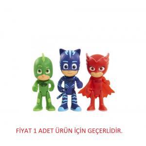 ORİJİNAL ÜRÜN PJ MASKS Pj Maskeliler Tekli Figür 24805