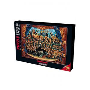 Anatolian Orkestra Fortissimo 1000 Parça 3177