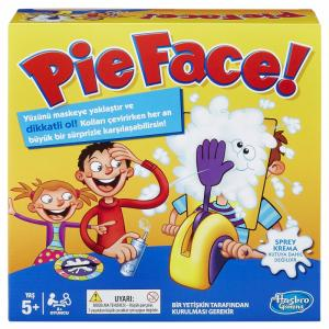 Pie Face Kutu Oyunu B7063 ORİJİNAL YILBAŞI EĞLENCESİ