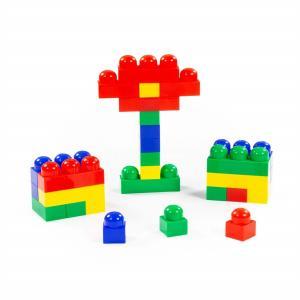 Polesie Oyuncak Junior Lego 40 Parça 84033