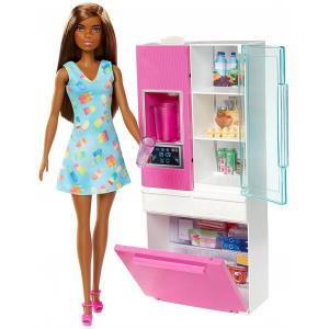 Barbie Bebek Ve Oda Setleri Mutfak Seti Dvx51-ghl85