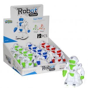 SÜRTMELİ KIRILMAZ ROBOT 11 CM