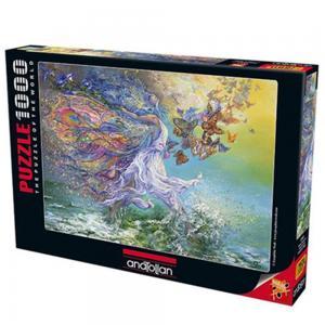 Anatolian Puzzle 1000 Parça Sevinç Deneyimi 3191