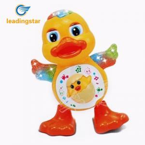 Sesli Işıklı Hareketli Dans Eden Civciv Dancıng Duck 19 Cm