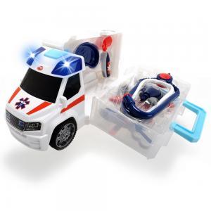 Simba AMBULANCE PUSH PLAY Ambulans Aracı İlk Yardım Seti