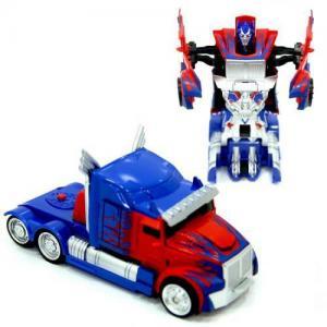 Tek Tuşla Robota Dönüşebilen Transformers Optimus Prime