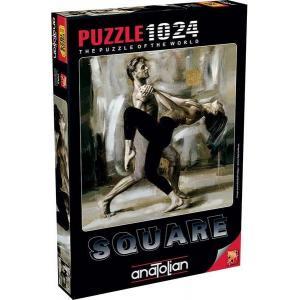 Anatolian 1024 Parça Tutkulu Dans Kare Puzzle - Rob Hefferan