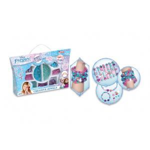 Frozen Kutulu Boncuk Takı ve Tasarım Seti 03172 Fentoys