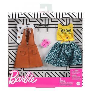 Barbie Barbienin Kıyafetleri İkili Paket GHX66-FYW82