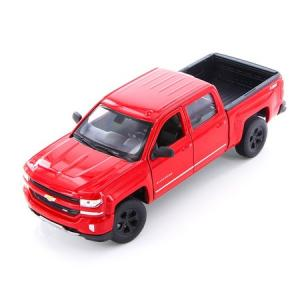 Welly 1:24 2017 Chevrolet Silverado