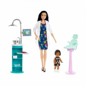 Barbie Ben Büyüyünce Dişçi Seti DHB63 - FXP17
